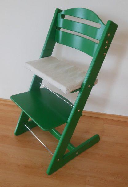 Židle pro děti Jitro Baby zelená
