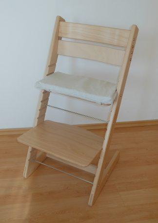 Rostoucí židle Jitro Klasik bez laku