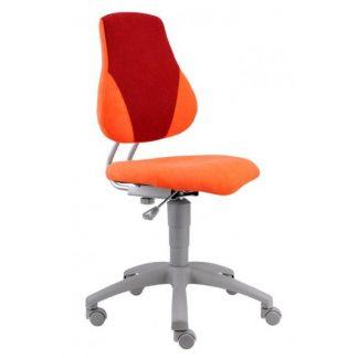 Dětská židle Fuxo V-Line oranžová
