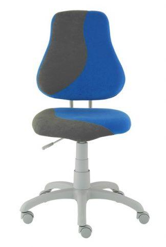 Rostoucí židle Fuxo S-Line modrá / šedá