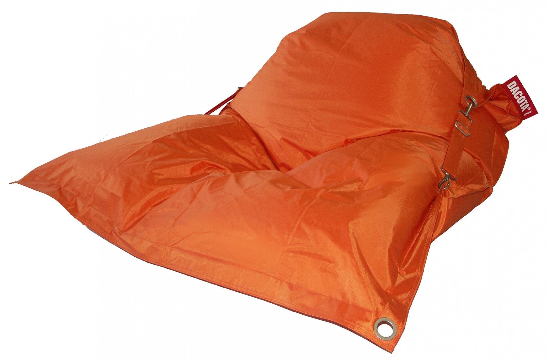 Sedací Vak Dacota Relax - oranžový
