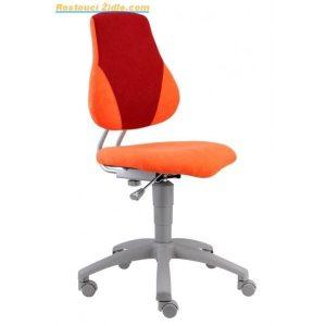 Alba Rostoucí židle Fuxo - oranžová