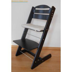 Jitro Rostoucí židle Jitro Baby černá