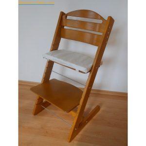 Jitro Rostoucí židle Jitro Baby Dub