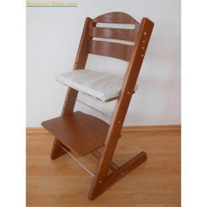 Jitro Rostoucí židle Jitro Baby Ořech