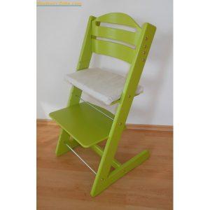Jitro Rostoucí židle Jitro Baby světle zelená
