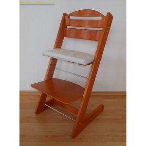 Jitro Rostoucí židle Jitro Baby Třešeň