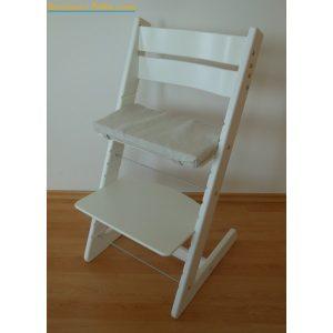 Jitro Rostoucí židle Jitro Klasik bílá