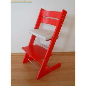Jitro Rostoucí židle Jitro Klasik červená