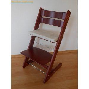 Jitro Rostoucí židle Jitro Klasik Mahagon