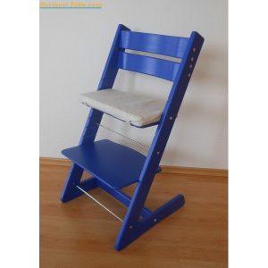 Jitro Rostoucí židle Jitro Klasik modrá