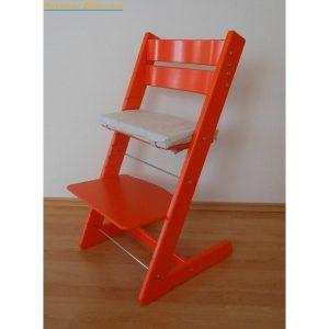 Jitro Rostoucí židle Jitro Klasik oranžová