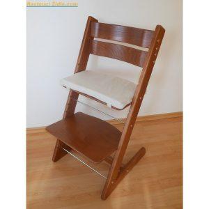 Jitro Rostoucí židle Jitro Klasik Ořech