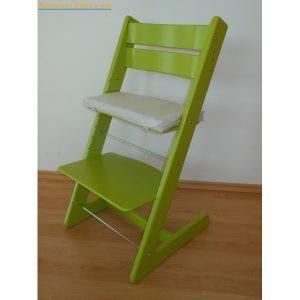 Jitro Rostoucí židle Jitro Klasik světle zelená