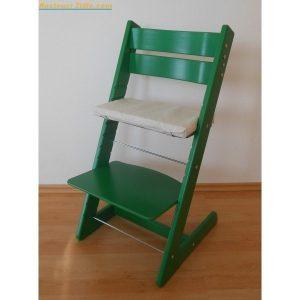 Jitro Rostoucí židle Jitro Klasik zelená
