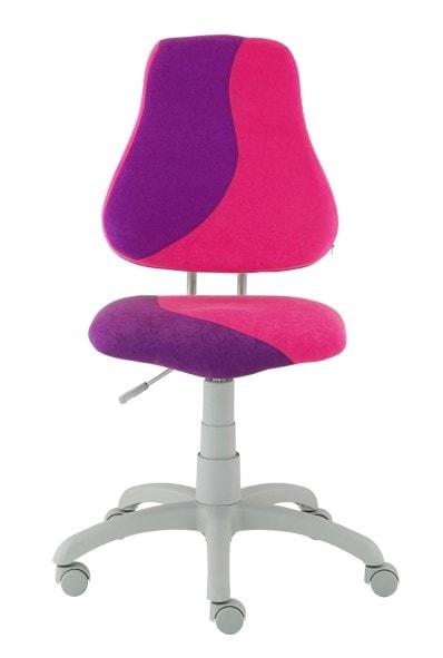 Alba Rostoucí židle Fuxo S-Line růžová / fialová
