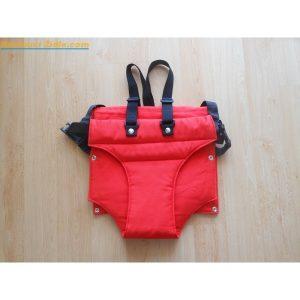 Jitro Vatelínové kalhotky s kšandami