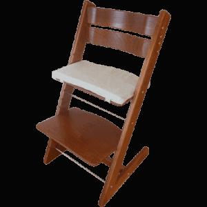 Dřevěné rostoucí židle