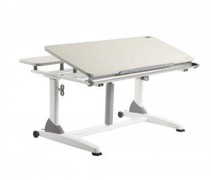 Rostoucí stůl Junior bílý