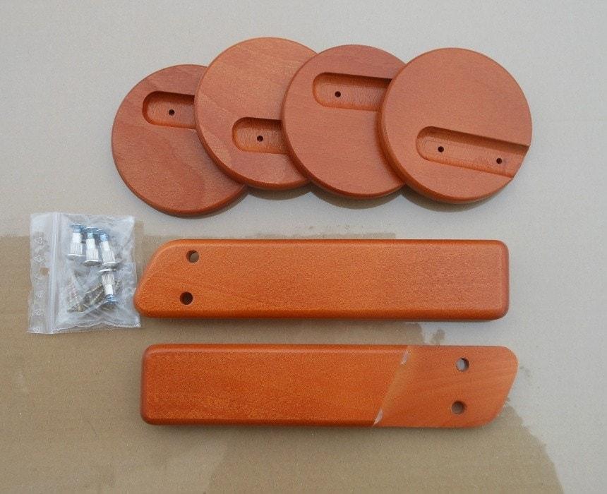 Područky + stabilizační botky - Třešeň