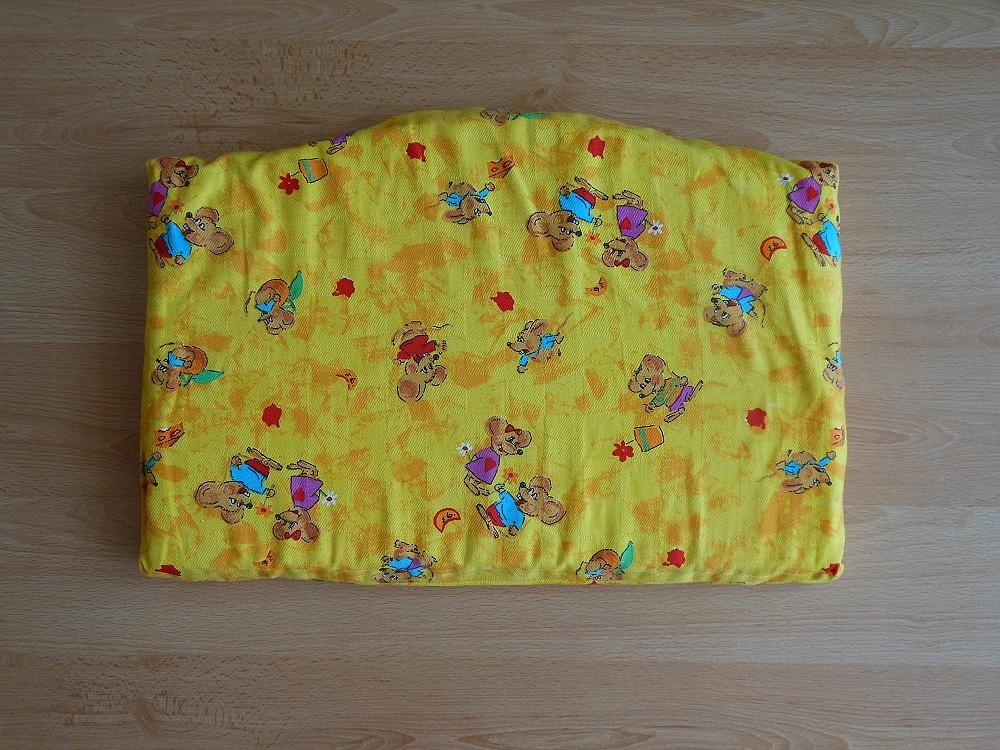 Jitro Samostatný sedák - Žluté myši