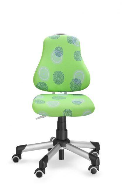 Rostoucí židle Actikid A2 - zelený polyester
