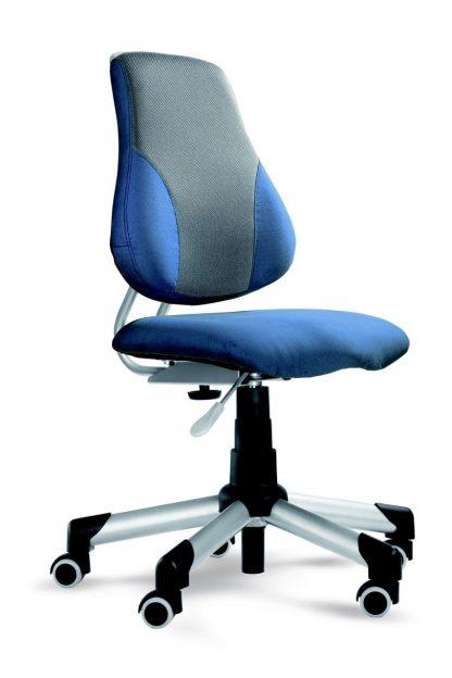 Rostoucí židle Actikid modrošedá Aquaclean