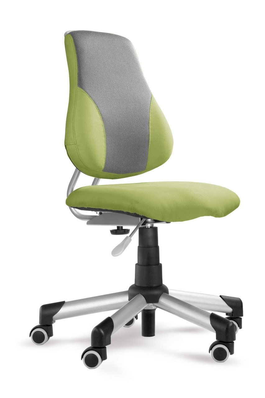 Rostoucí židle Actikid zelená aquaclean