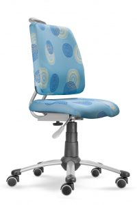 Židle Actikid A3 modrá 2428-A3-26-092