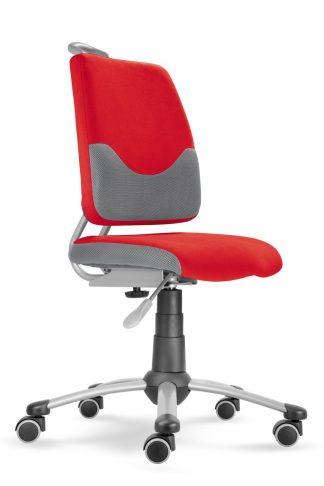 Židle Actikid A3 Smile červená