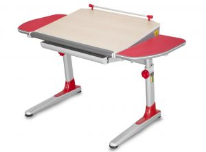 Rostoucí stůl Profi 3 - červené