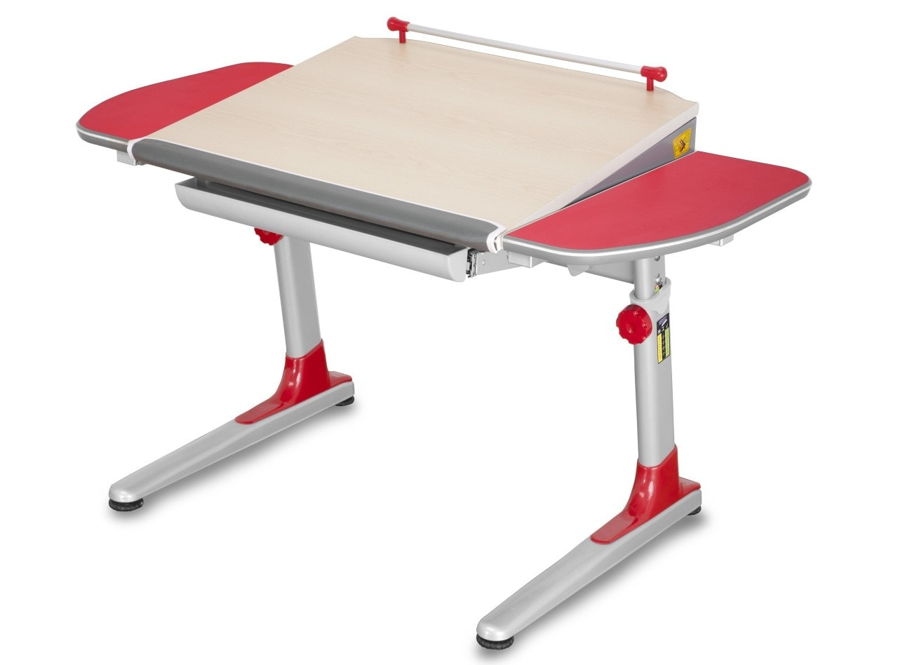 Mayer Rostoucí stůl Profi 3 - červený