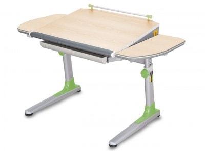 Mayer stůl Profi 3 zelený/javor