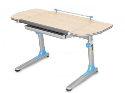Mayer rostoucí stůl Profi 3 modrý/javor