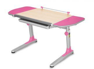 Rostoucí stůl Mayer Profi 3 - růžový
