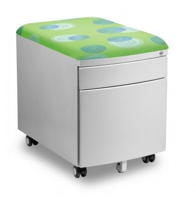 Kontejner pojízdný Mayer zelený