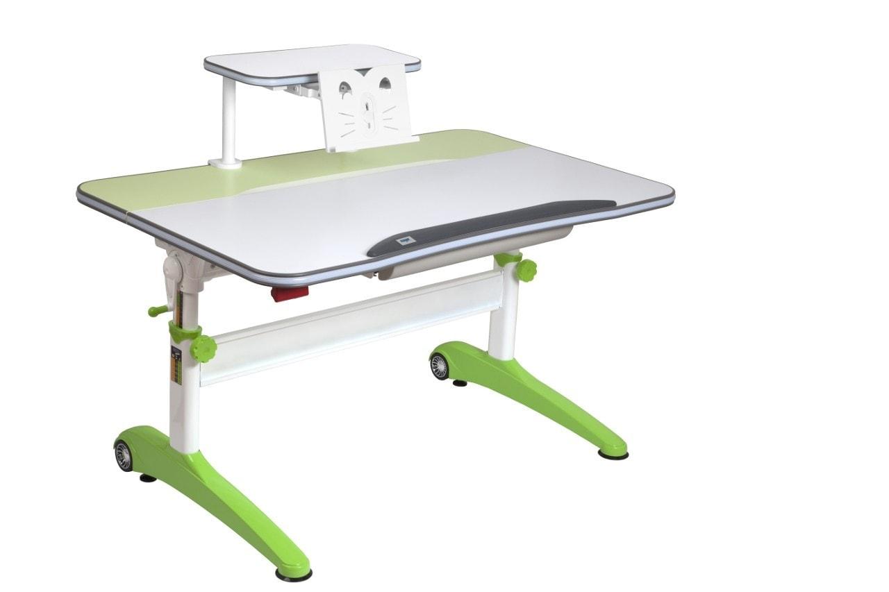 Stůl Racing s poličkou (samostatné příslušenství)