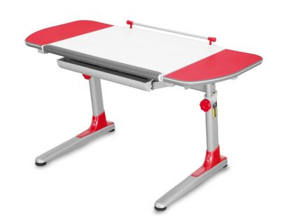 Stůl Mayer Profi 3 bílo červený