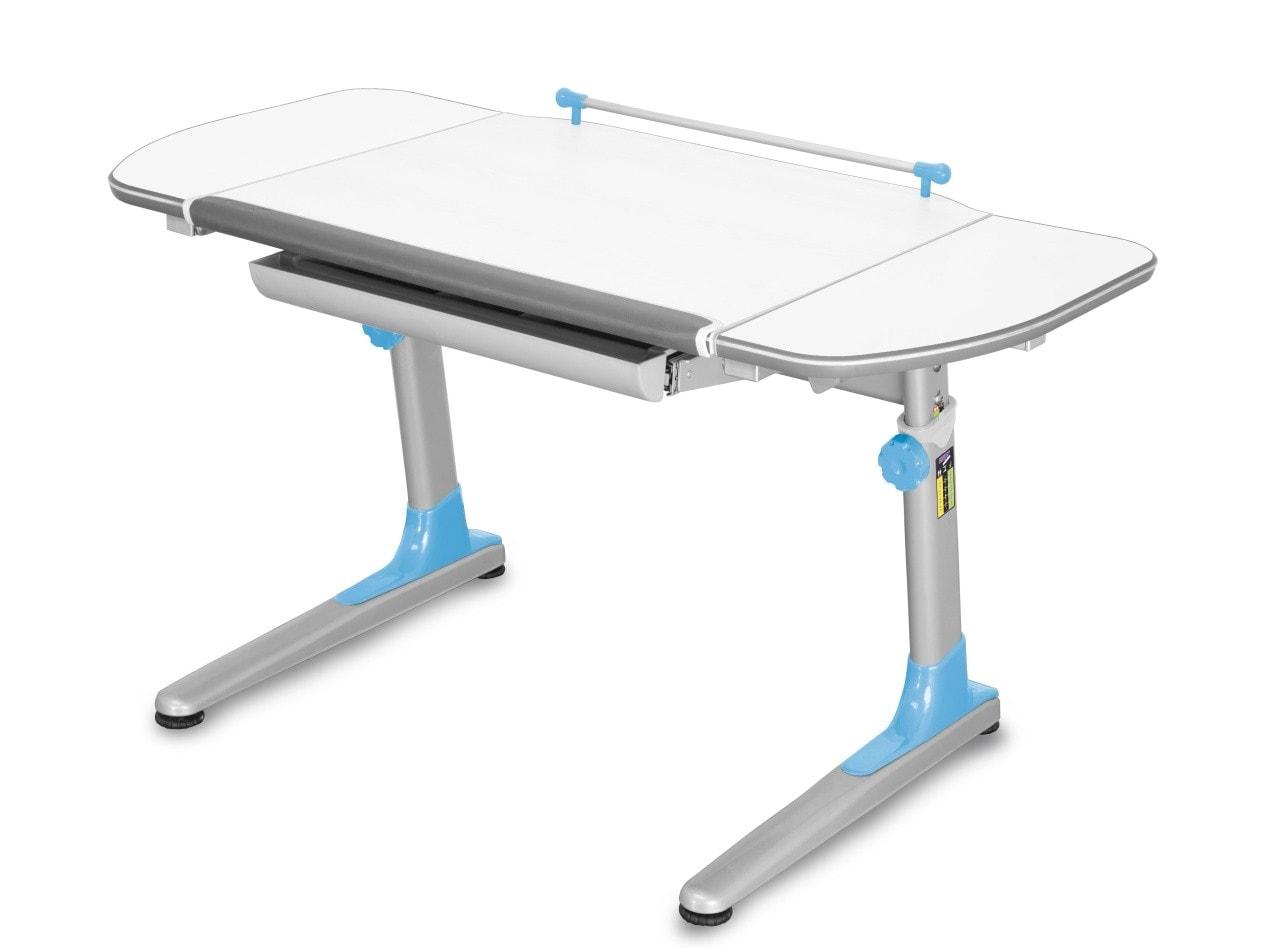 Mayer Rostoucí stůl Profi 3 - bílý + modré plasty