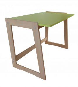 Dětský stůl Cré-Acti zelený