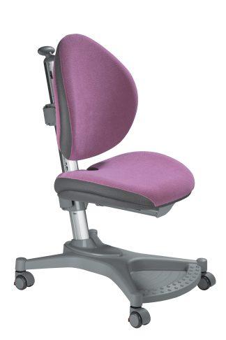 Židle MyPony Aquaclean růžová