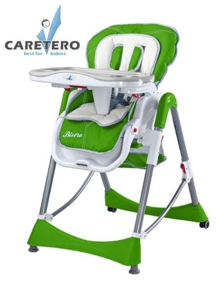 Židlička CARETERO Bistro dark green 2015