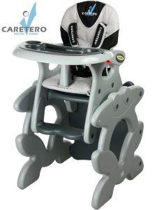 Židlička CARETERO Primus grey