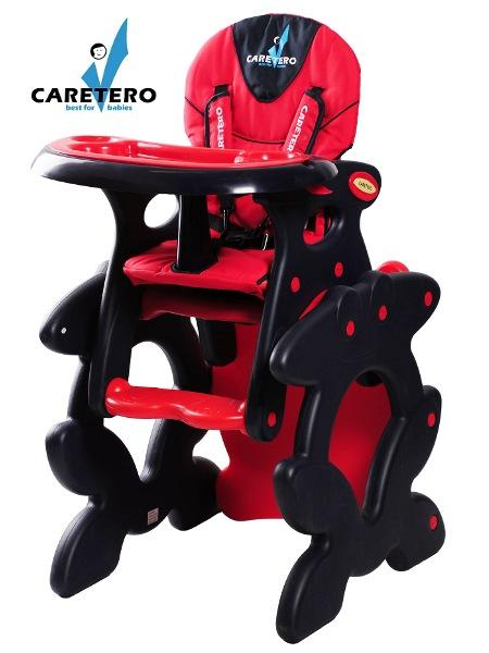 Židlička CARETERO Primus red