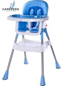 Židlička CARETERO Pop blue
