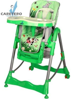 Židlička CARETERO Magnus Fun green