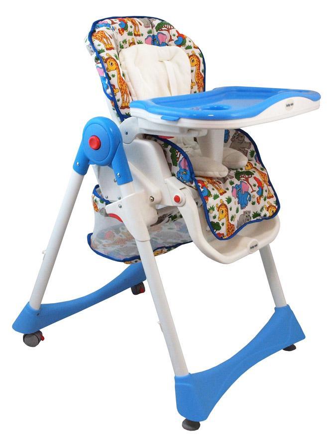Jídelní židlička Baby Mix modrá