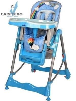 Židlička CARETERO Magnus Fun blue