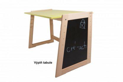 Tabule do boku stolu Jitro