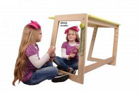 Zrcadlo pro stoly Cré-Acti